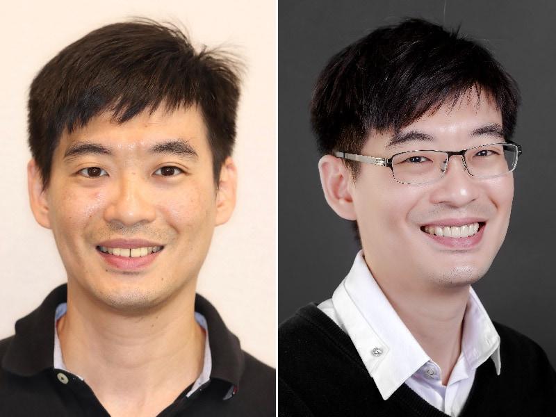 桃園牙周病治療案例-嚴重牙周病治療-療程前後的Mr.Lin