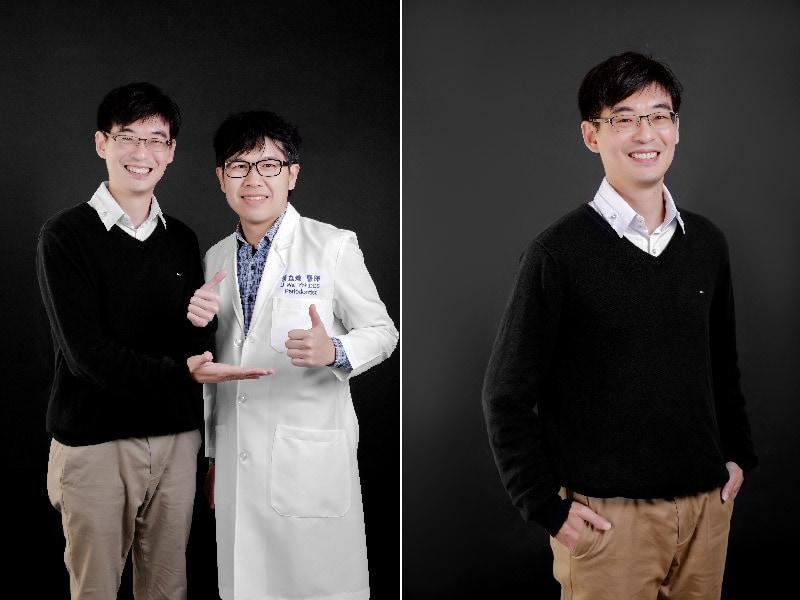 桃園牙周病治療案例-嚴重牙周病治療-療程後的Mr.Lin