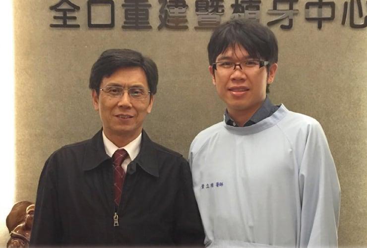 牙周病治療/植牙 - 陳先生推薦