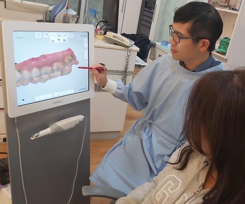牙齦萎縮、牙縫大?牙周病治療結合數位全瓷美學才完美