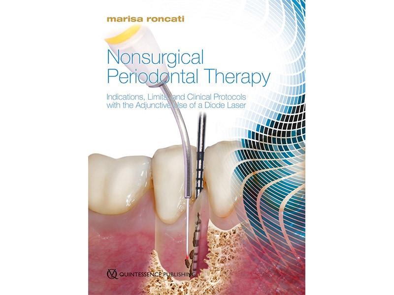 非手術牙周病治療-專書-義大利牙周病科醫師 Marisa Roncati-Nonsurgical Periodontal Therapy