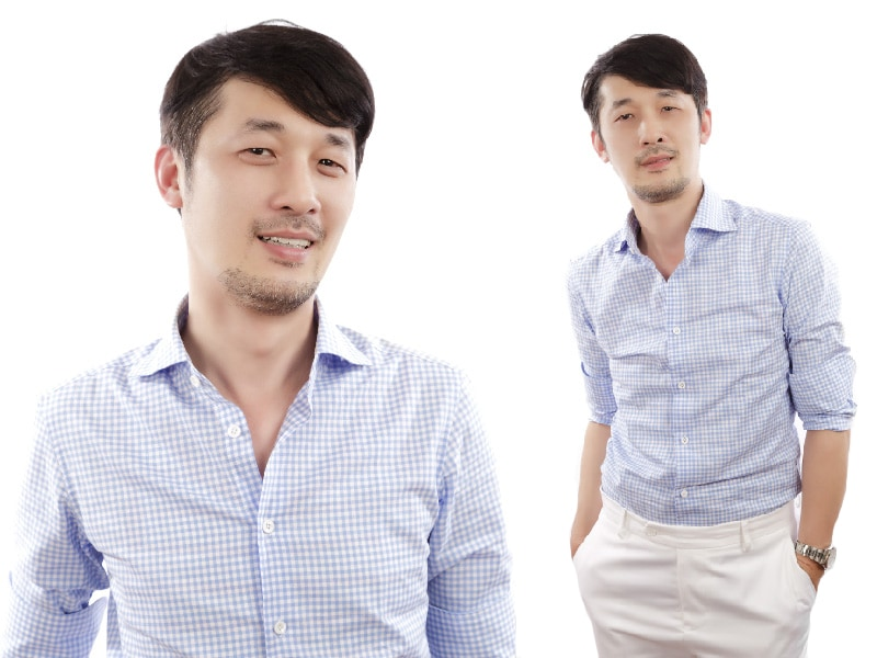 嚴重牙周病治療-不拔牙-完成治療後的Mr.Sung-桃園中壢牙周病