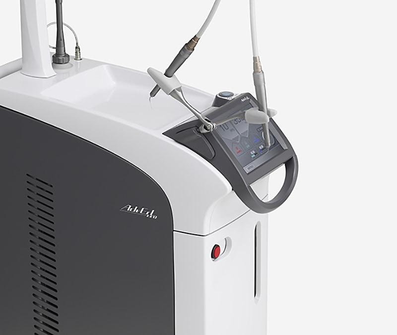 水雷射牙齦-雷射治療牙周病-Morita-AdvErL-EVOEr-YAG-laser
