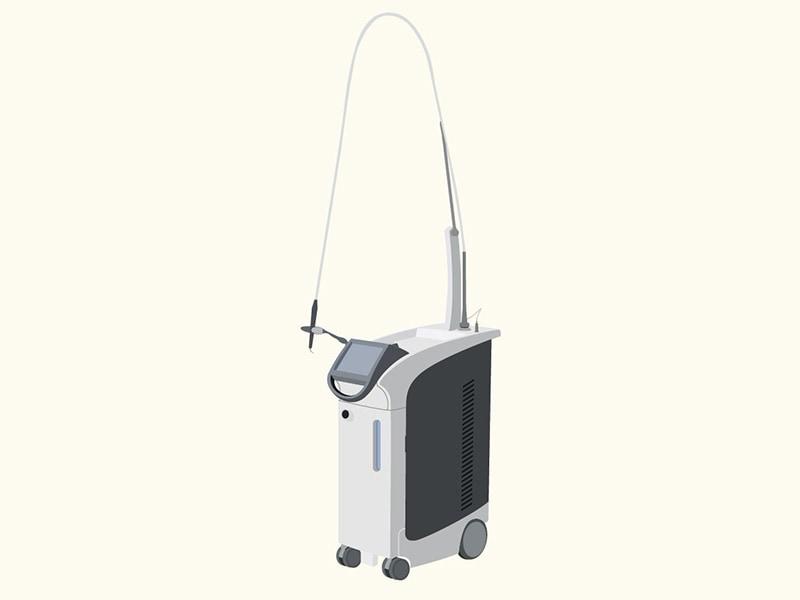 水雷射-水雷射牙周病治療-日本Morita AdvErL EVO雷射設備